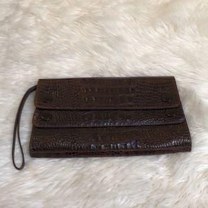 EUC Via Spiga clutch handbag 🌹🌹🌹